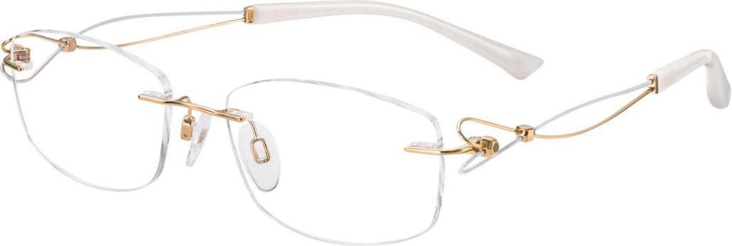 Charmant Linea Art occhiali in titanio ferrara