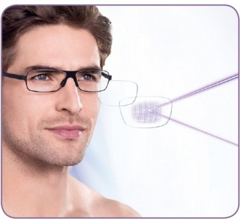 trattamento antiriflesso luce bluviola ferrara1