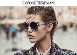 Emporio Armani occhiali sole e vista ferrara