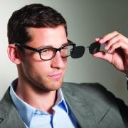 Aggiuntivi clip-on polarizzato sole vista ferrara
